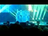 GREGORIAN EPIC Chant Tour БКЗ Октябрьский 13.03.2013 г.