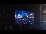 Pharrell sings Daft Punk Get Lucky Live, Hong Kong, Dec.7, 2013
