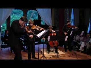 Гражина Бацевич - Фортепианный квинтет №1 I. Moderato molto espressivo