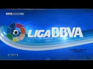 Обзор матча Эспаньол-Барселона 0-1 (29.03.14) Тур-31