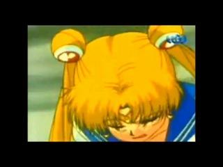 AngEl клип по аниме Сейлор Мун Sailor Moon ( Усаги и Алмаз) на песню Стрелки-Прости и прощай