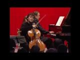 Шуман - Детские сцены, op.15; Бриттен - Соната для виолончели и фортепиано до мажор, op.65; Брамс - Соната №2 фа мажор, op.99