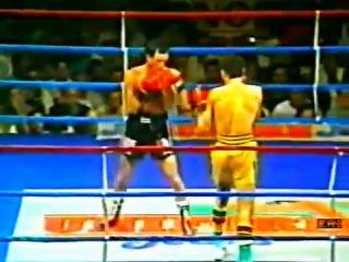 1986-09-06 Patrizio Oliva vs Brian Brunette (WBA World light welterweight title)