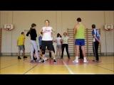 Физруки танцуют локтями !!!