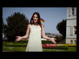 Реклама с Нур - Турция и Германия!