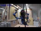 SCHAFT - DARPA Robotics Challenge 8 Tasks + Special Walking