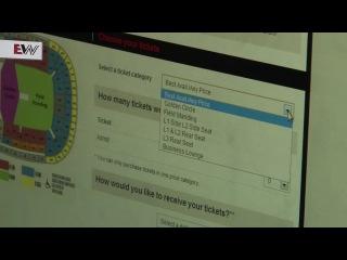 Как купить билет на концерт Эминема #SouthAfrica 26.02.2014