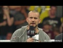 WWE Monday Night Raw 15.04.2013 - CM Punk Speech