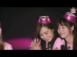 [DorkyShiDae] SNSD Girls&Peace 2-nd Japan Word Tour part 7 ( рус.саб)