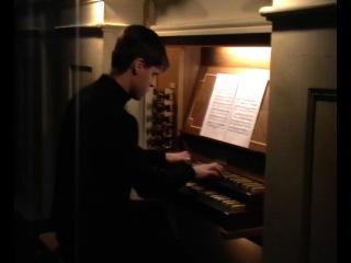 J.S.Bach - Prelude d-moll, BWV 926 from the Clavier-Büchlein vor W.F. Bach (K.Greshnevikov)