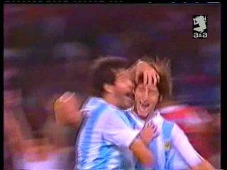 Аргентина - СССР (группа В)