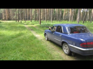 стрельба из машины, мр-155