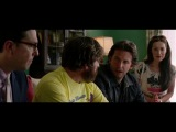 HANGOVER 3 CAST INTERVIEWS Bradley Cooper, Zach Galifianakis, Ed Helms, Ken Jeong, Heather Graham