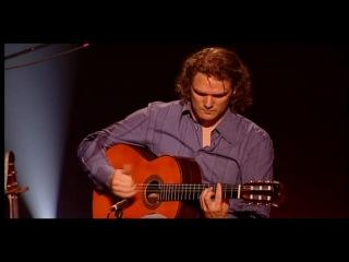 Испанская гитара Jesse Cook_Tempest (Фламенко)