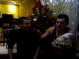 Иван Барзиков поздравляет с наступающим Новым Годом