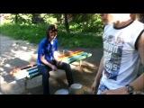 даня and дыня feat dr.dree and snoop dog -уличные музыканты