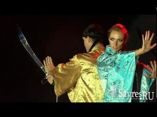 Сайрес шоу предлставляет: (первый в России), профессиональный театр эротики - Империя Ангелов... На Вашем празднике...