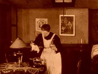 Вампиры (1915) (Les vampires) 9 серия