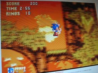 Илья играет в игру Sonic the hedgehog 3 серия 1 мои изумруды