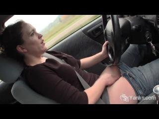 Отсос у водителя за рулем, секс эротика приятное видео хд