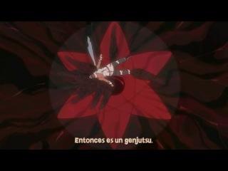 Naruto Shippuden 143. El Ocho Colas (Hachibi) vs Sasuke