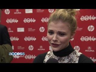 Chloe Grace Moretz- Making 'Laggies' Was A 'Labor Of Love' - Yahoo!7 News Video