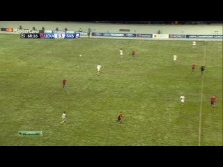 Gool-live.at.ua Лига Чемпионов 2013-2014 Группа D 5-й тур ЦСКА (Россия) - Бавария Мюнхен (Германия)2