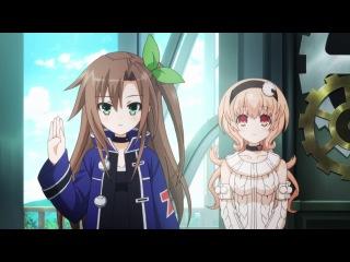 Choujigen Game Neptune The Animation / Игровое гиперпространство Нептунии 01