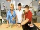 Ешь и Худей на ТНТ Выпуск 3 Алексей Семенов С Лазарев готовят в посуде