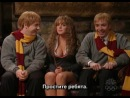 Пародия на Гарри Поттера (Saturday Night Live с Lindsay Lohan)