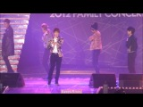 121103 B2ST - Fiction @ 2012 Family Concert