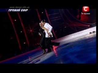 Танец чемпионов мира по аргентинскому танго Нери Пилиу и Жанины Киньонес (23.11.2012)