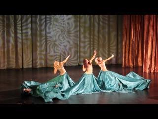 Танец Сирены конкурс Волна успеха 1 е место!16.02.2014 г.