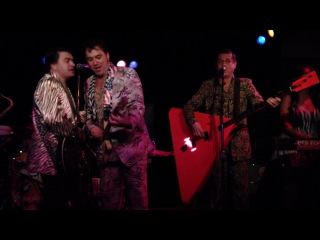 Don't Crucify Me - Red Elvises feat Balu Santa Cruz 20 Feb, 2014