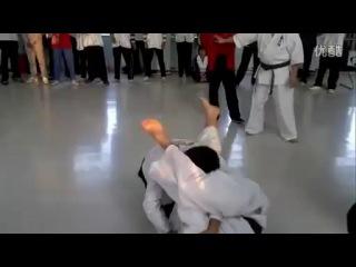 вин чун против тайского бокса и карате