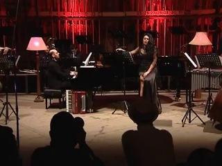 Anita Rachvelishvili ,Nikoloz Rachveli - Piano George Shamanauri - Trumpet