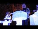 Терье Исунгсет игра на ледяных инструментах