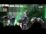 [VIDEO] 140211 GOT7 - Girls Girls Girls @ SBS MTV The Show