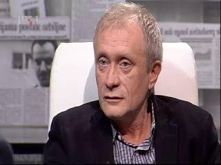 Željko Peratović, novinar, u HRT emisiji, Nedjeljom u dva 26.1.2014