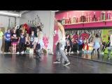 The Other Side - JASON DERULO Dance - Matt Steffanina & Dana Alexa Hip Hop Choreography