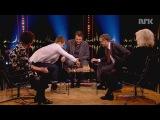 Магнус Карлсен (чемпион мира по шахматам) поставил мат Биллу Гейтсу за 11 секунд