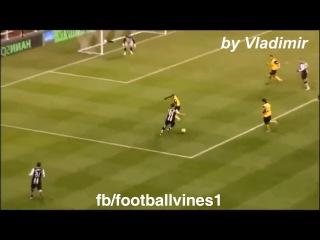 самый лучший гол в историй футбола