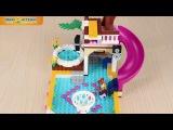 Конструктор LEGO Friends (Лего Френдс) «Городской бассейн»