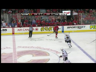 Blackhawks-Flames 29/1/14