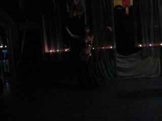 Восточная вечеринка 6.10.12. Алеся Пшеничная (импровиз) и Бродяги Дхармы с С.Копыловым