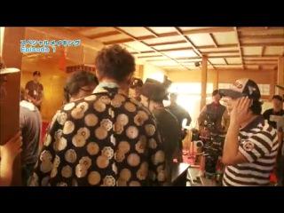 Kim Hyun Joong / Завоевание города /Сity Сonquest/ Special Making 1