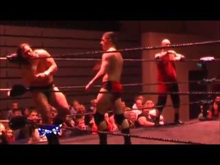 Prince Devitt Coffey vs BP Bang Anderson SSW Road 2 Wrestlewars 19 05 2012