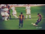 Messi Free Kick vs Real Madrid | vk.com/nice_football