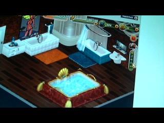 Фокусы в игре Аватария- мир где сбываются мечты.