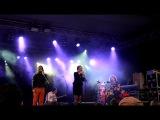 Adjagas на фестивале Riddu-Riddu 07'2012